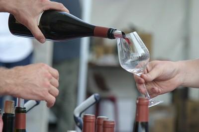 Marché des vins de Saumur